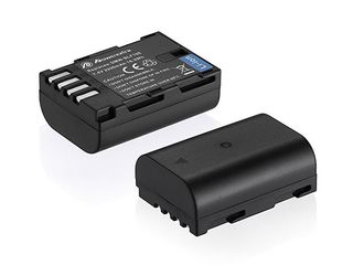 Аккумуляторы Panasonic DMW-BLF19E от 12-14$, Зарядное устройство для Panasonic DMW-BLF19E