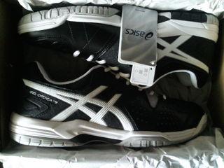 Новые оригинальные кроссовки Asics Gel-Dedicate 4