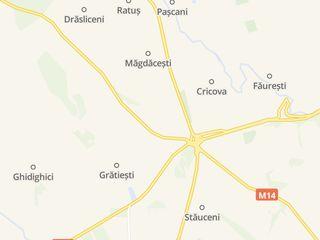 Loc de casa la 15 km de chisinau