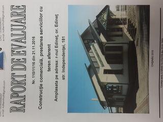 Construcţie comercială, prestarea serviciilor r.Edineţ, str.Independenţii 181