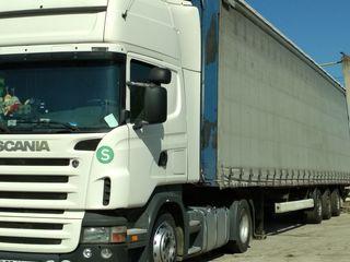 Scania тягач   R380