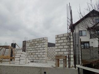 Oferim servicii de calitate in constructiea caselor din fundament incepind de la 170 euro metru 2,