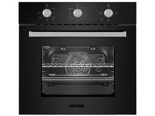 Электрический духовой шкаф Wolser WL-F 67 M Black