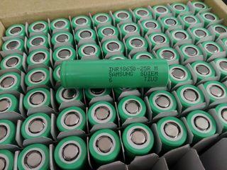 18650 LI-Ion Samsung 2600mAh 20A