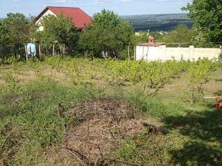 teren sub constructie