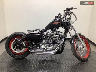 Harley - Davidson Xl1200v Seventy-two