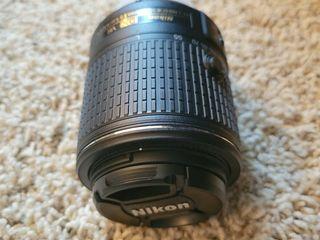 Nikon 55-200mm 4-5.6 ED VR идеальный