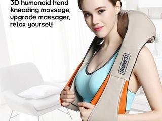 Массажер-пояс Neck Kneading для шеи и тела 649лей. Гарантия 2 года Доставка по Кишиневу бесплатная