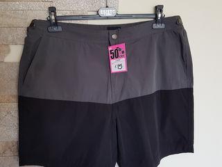 Мужские новые шорты плавки размер XL регулируются (талия 96 см)