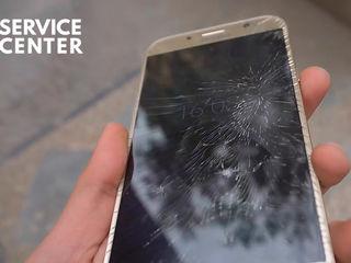 Samsung Galaxy A7 2017 (SM-A720FZKDSEK)  Стекло разбил, пришел, заменил!