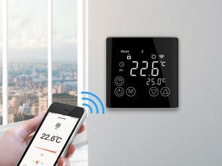 Программируемый WiFi-терморегулятор для теплого пола