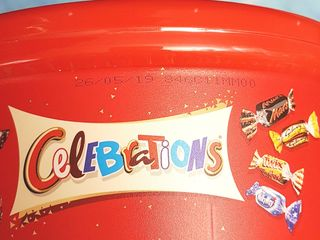 Шоколад «Праздники» 650 грамм