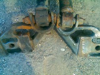 Volvo fh12,fh,fm,fl, кранштейн амортизатора,нижний,передний