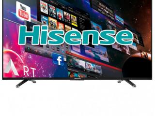Hisense 40'' Full HD  Черный/ Smart TV/ Wi-Fi/ 40N2179PW