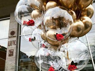 Baloane cu heliu! Воздушные шары