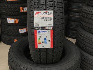 225/65 R16C Riken Cargo Summer, Vara, Лето (Made by Michelin)