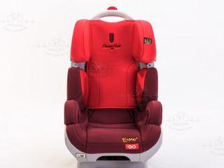 Scaune auto Eternal Shield rosu 15 - 36kg