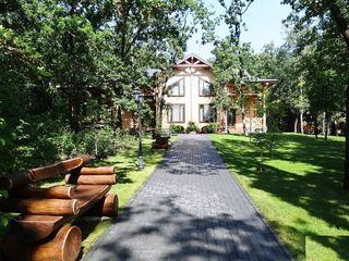 290 m2. Casa individuala de Lux. 1 HA de Teren. Euroreparatie. Foisor. etc...