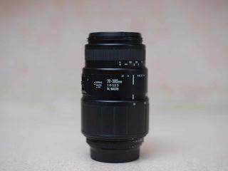 Sigma 70-300 4-5.6 D (Nikon)