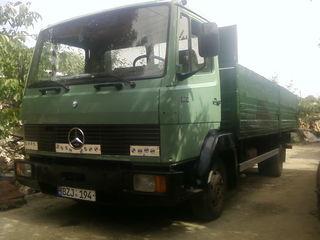 Mercedes 814 mercedes