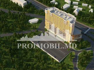 Apartament de vânzare în Chișinău cu 2 camere, bloc nou în sectorul Rîșcani, preț 33 500€