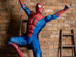 Spider-man/человек паук/ animator( animatori ro/ru ;професиональные аниматоры)