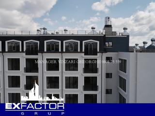 Exfactor Grup sect. Centru str. Bulgară - 2 camere 108 m2 et. 3 la cele mai bune condiții!
