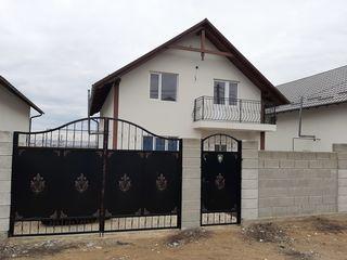 Vînd casă nouă  135 mp, mun. Chișinău, com. Bubuieci, str. Teilor