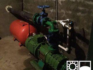 Монтаж отопления, водоснабжения, канализации, теплого пола, профессиональные установщики
