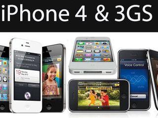 Прошивка  iPhone 2G,3G,3GS,4G,4S