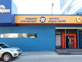 Chirie! Oficii, Centru, bd. Ștefan cel Mare, 160 m2, Euroreparație!