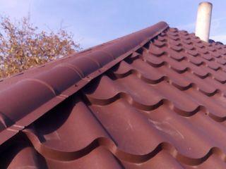 Крыши - профнастил, металлочерепица, мягкая кровля
