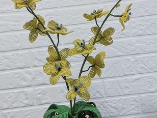 Orhidee din biser