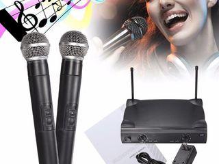 Караоке микрофон,станция, профессиональный