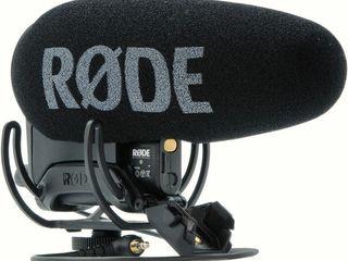 Microfon pentru Video/Foto camera Rode VideoMic Pro+.Livrare gratuita în toată Moldova