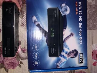 DVB-T2 HD Set-top BOX