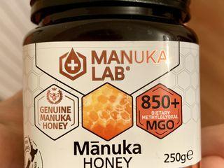 Miere Manuka 525GMO & 850GMO / Pastile din Ficat de Cod / Calcium / calitatea superioara !