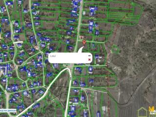 Продается участок 12,7 соток под строительство в центре с. Рошкань