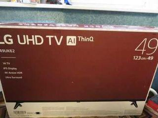 Nou sigilat. Televizor Ultra HD 4k smart TV LG 49UK6200