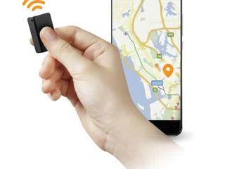 GPS tracker cu microfon sunet