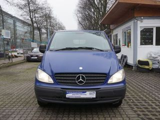 Mercedes 2008vito Long German