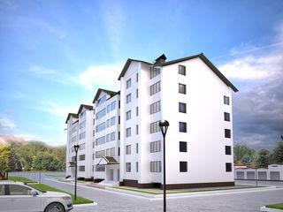 Apartament nou 1 camera 46 m (17480 euro)