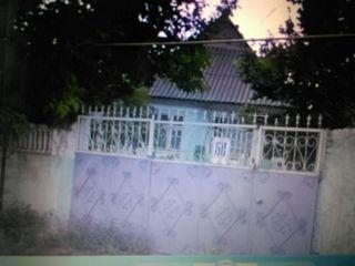 Urgent se vinde casă Nisporeni sau la schimb pe apartament cu o camera  în Chișinău