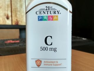 Vitamin C, 21st Century, 500 мг, 250 таблеток, iHerb.