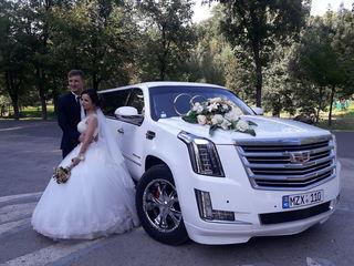 Cadillac Escalade 2017 limuzine moderne pentru ceremonii