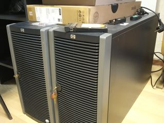 Сервера HP ProLiant ML370 G5