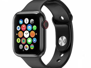 Hoco GA09 1:1 Apple watch 44mm. Hoco GA08 1:1 Xiaomi Mi Band 4 Smart watch Смарт часы
