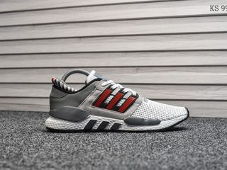 Adidas EQT Equipment Support 91/18 Red & Grey