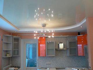 Натяжные потолки от производителя!Бесшовные натяжные потолки!!!Tavane extensibile