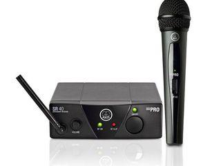 AKG WMS 40 Mini Vocal Доставка по всей Молдове. Оплата при получении.